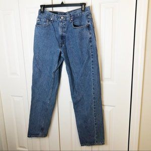 Levi's Men's 550 Relaxed Jeans Size 34x32